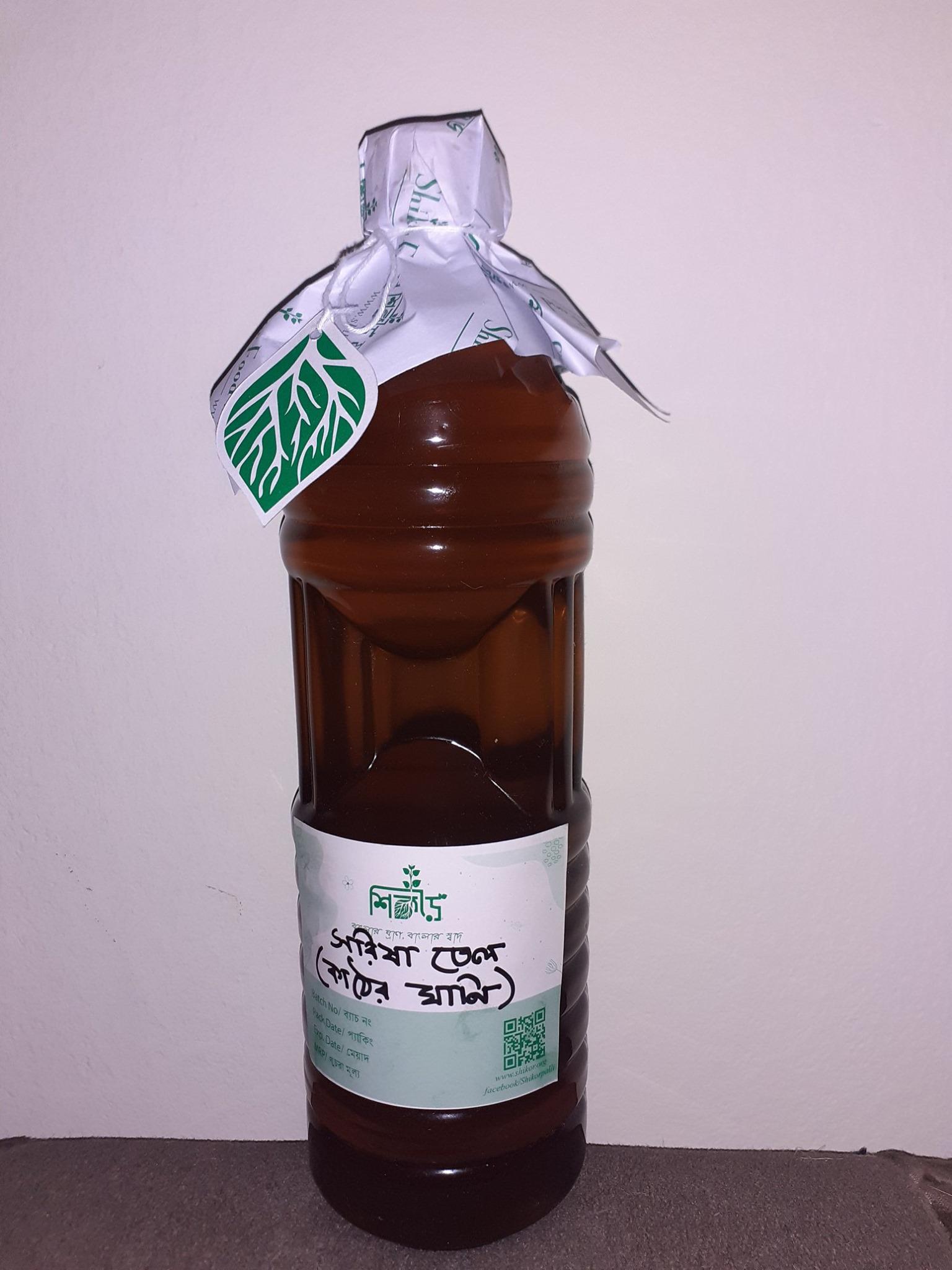 Mustard Oil (Ghani Vanga)