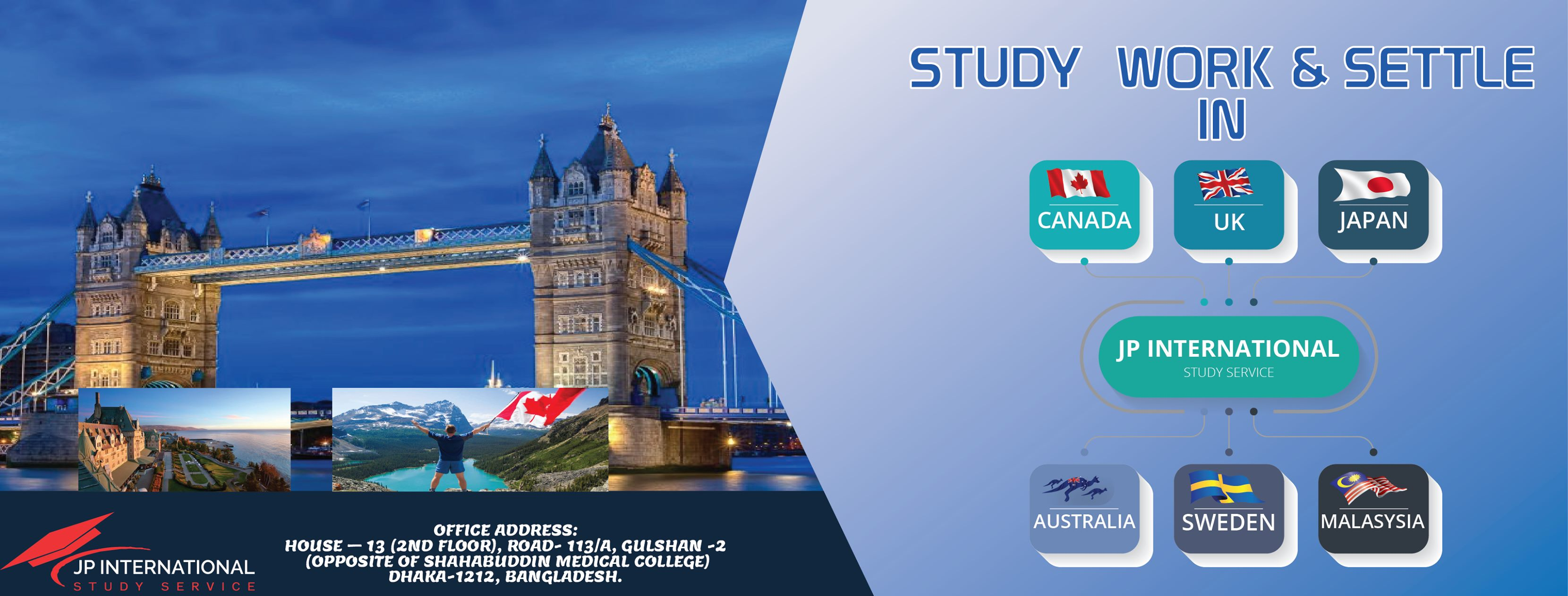 JP International Study Service